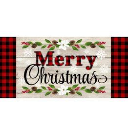 Evergreen Enterprises Christmas Sentiments Sassafras Switch Mat