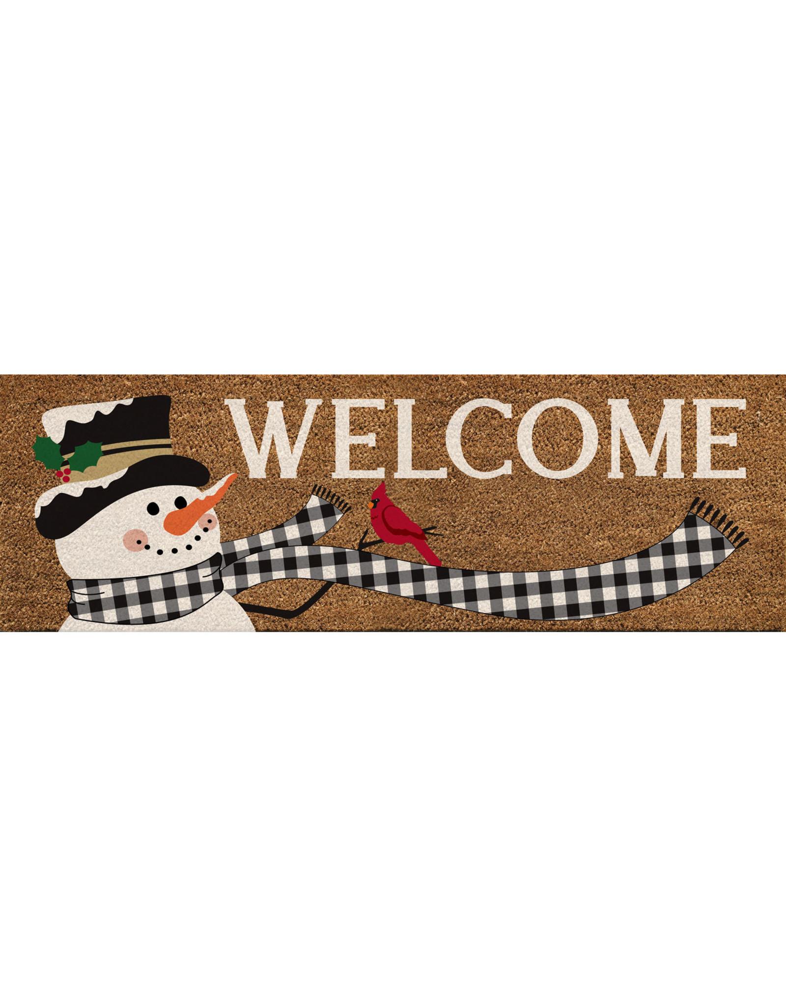 Evergreen Enterprises Snowman and Friend Kensington Switch Mat