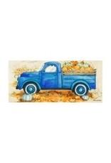Evergreen Enterprises Pumpkin Farm Truck Sassafras Switch Mat