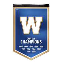 Grey Cup Champs Victory Banner