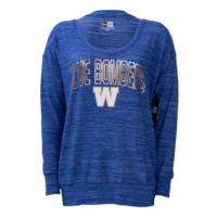 Space Dye Blue Bombers Arch