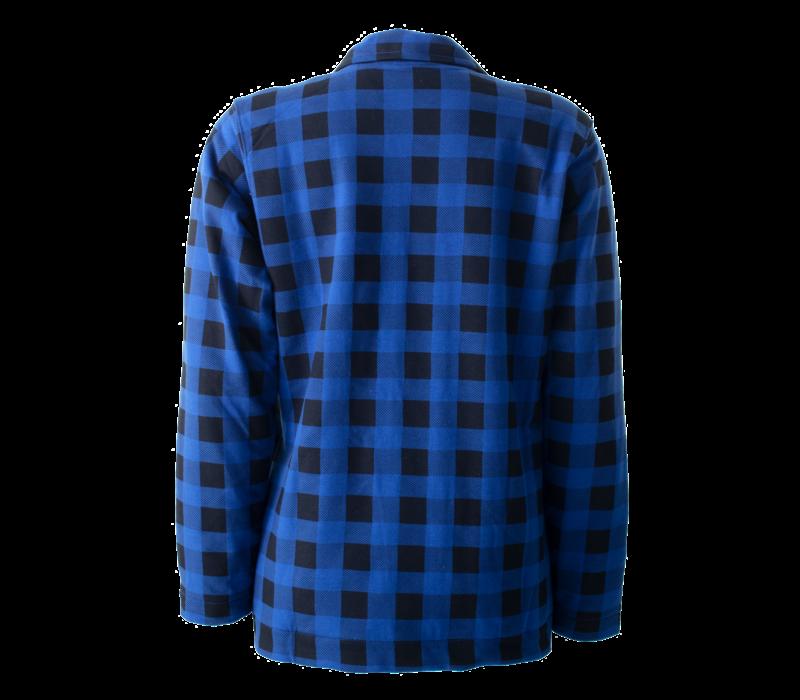 Women's Plaid Fleece Jacket