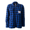 Bulletin Women's Plaid Fleece Jacket