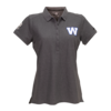New Era Women's SL Grey Polo