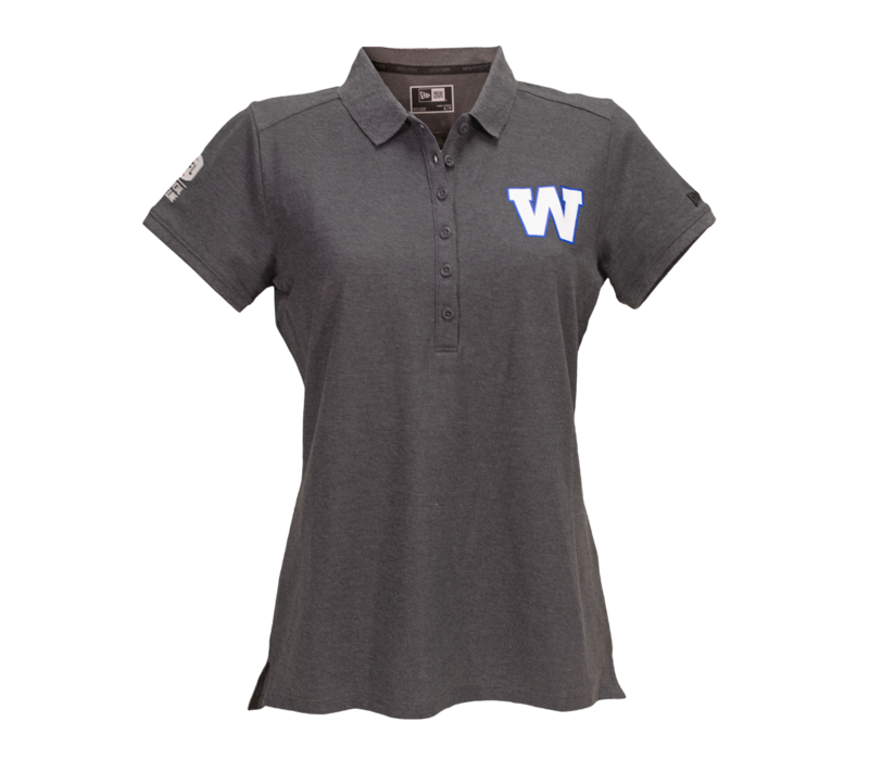 Women's SL Grey Polo