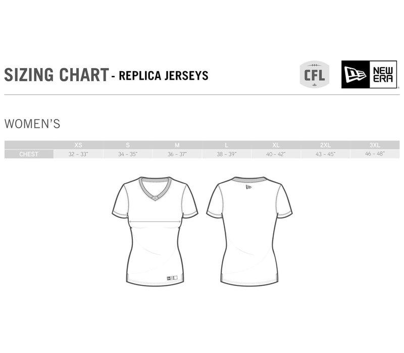 New Era Women's Blank Away Jersey