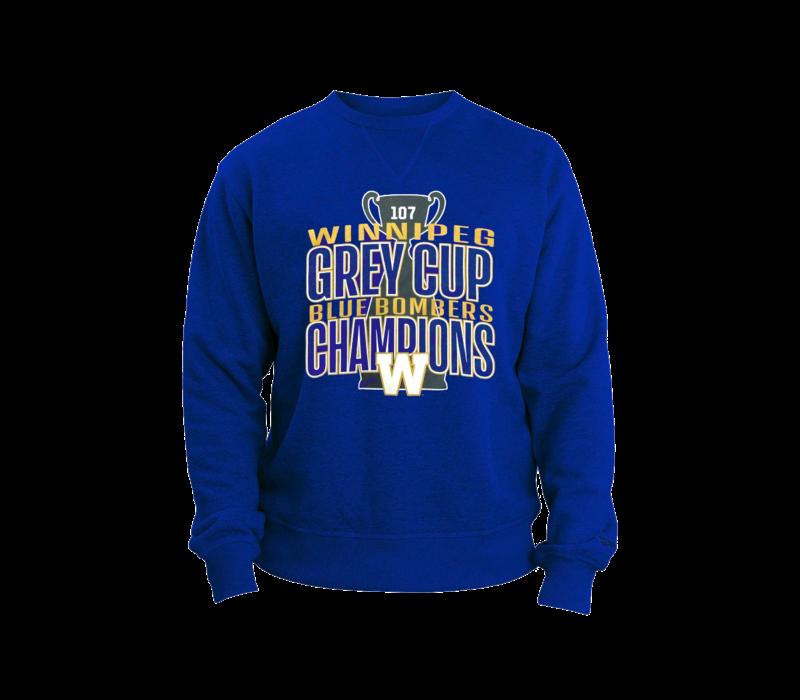 Blue Bombers Champions Crew