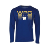 Bulletin WPG Football Over W Logo L/S