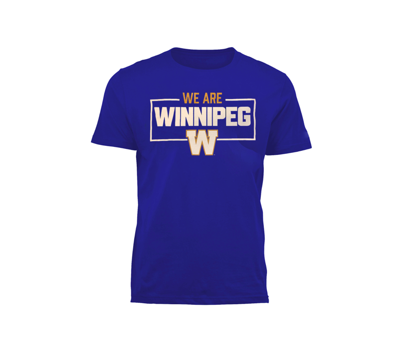 We Are Winnipeg Royal Tee