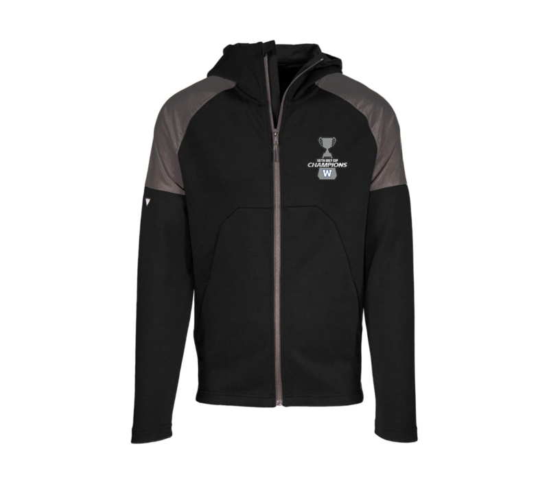 Riot 2019 Grey Cup Champs Jacket
