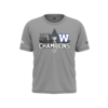 New Era 107th Grey Cup Blue Bombers Champions Tee