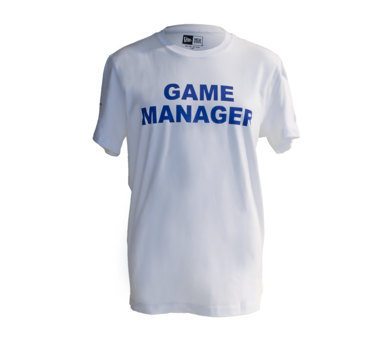 Mens Game Manager Tee