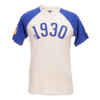 New Era Throwback 1930 Retro Raglan T
