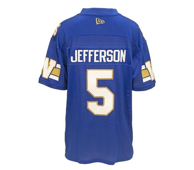 #5 Willie Jefferson Home Jersey