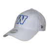 New Era 9Twenty White Team Glisten Cap