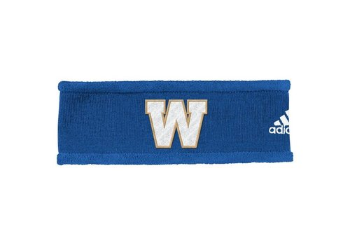 Adidas Sideline Coaches Royal Earband