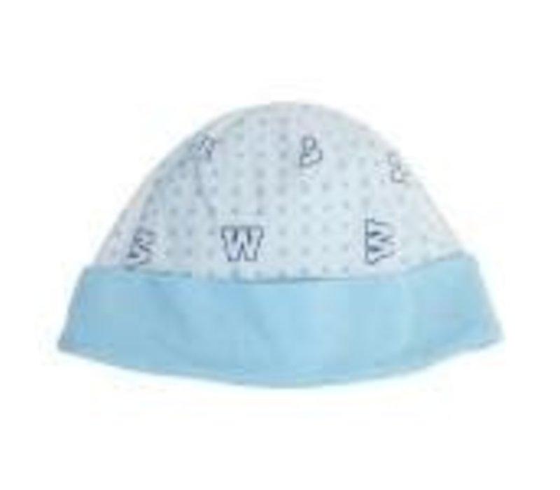 Blue Infant Binky