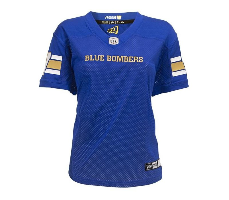 New Era Women's Blank Home Jersey