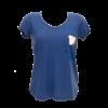 New Era Women's Pigment Dye Pocket Vee