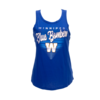New Era Ladies Royal Meshback Tank