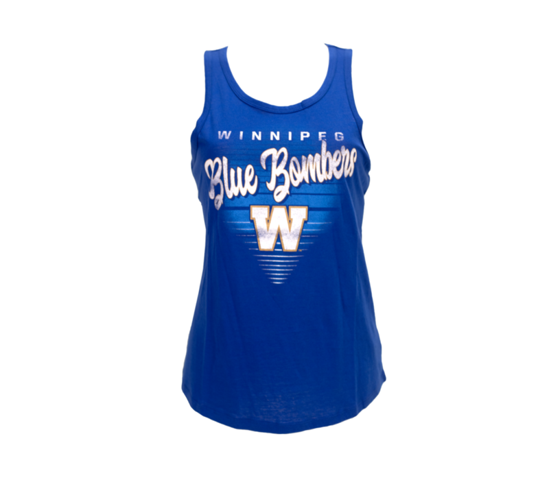 Ladies Royal Meshback Tank