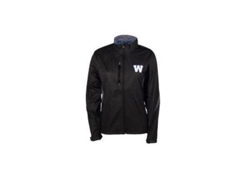 Trimark Sportswear Group Women's Selkirk Blk/Grey Jacket
