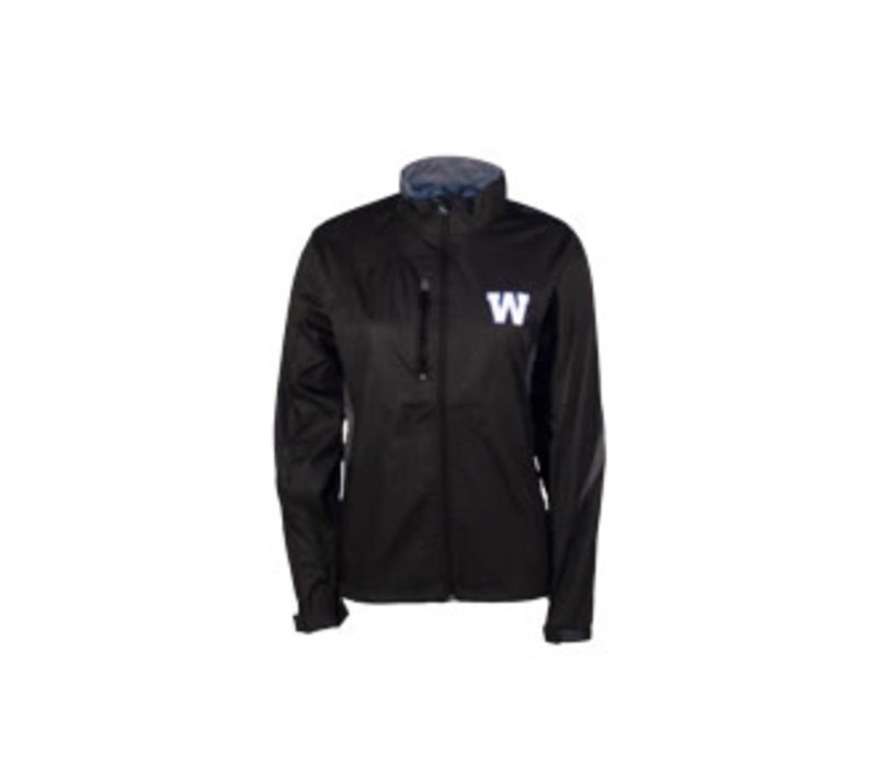 Women's Selkirk Blk/Grey Jacket