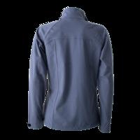 Ladies Tunari Steel Grey Jacket