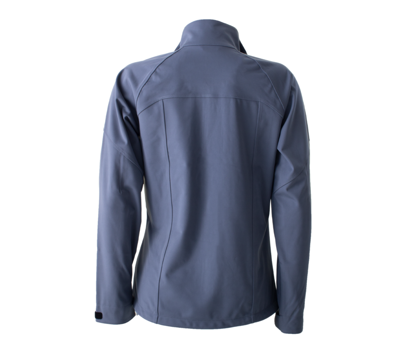 Ladies Tunari Steel Grey Jacket
