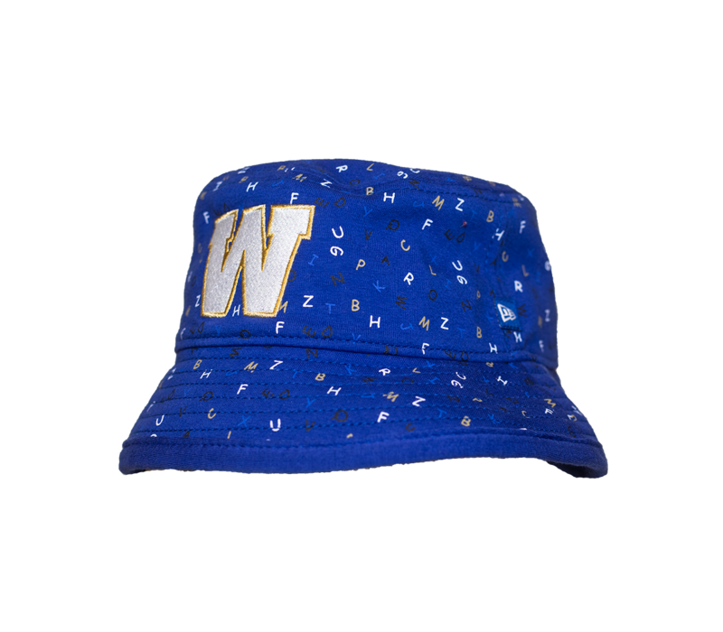 Alphabet Kids Bucket Hat