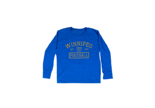 ESA Winnipeg Football Est 1930 L/S