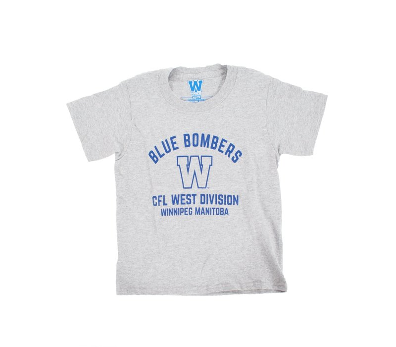 Youth Blue Bombers West Div T