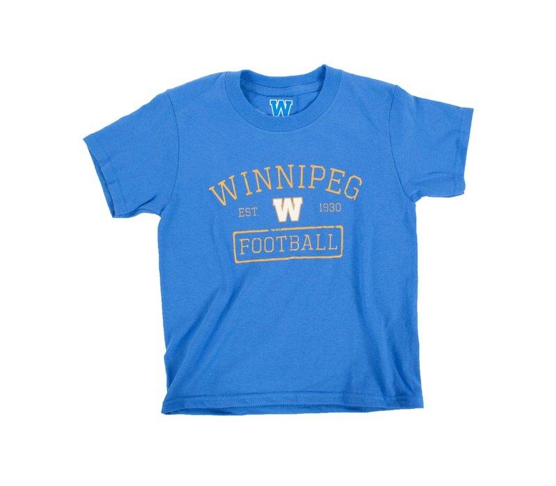 Yth Winnipeg Football Est 1930