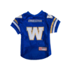 The Sports Vault Blue Bombers Pet Jersey