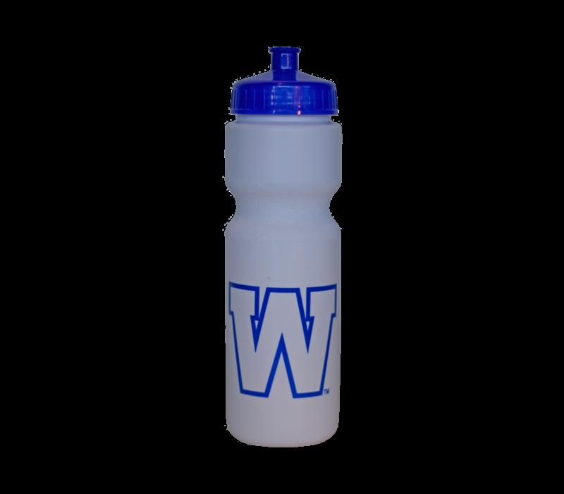 28oz Plastic W Water Bottle