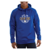 New Era Royal Circle Grey Cup Hoodie