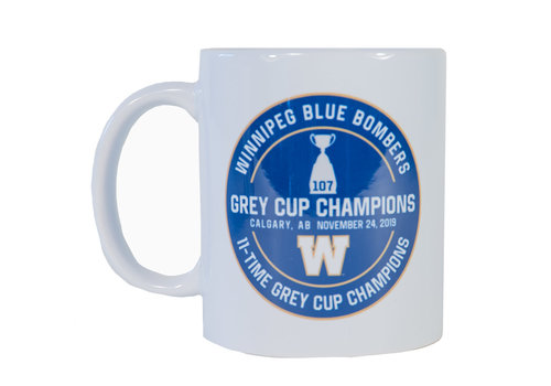 The Sports Vault 11-Time GC Champions 11oz Mug