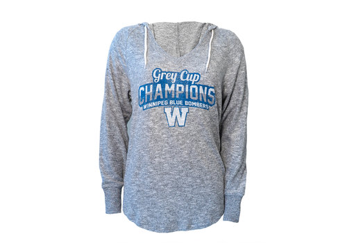 Bulletin Ladies Grey Cup Champs Cozy Hoodie
