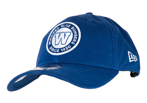 New Era 9Twenty Circle Logo Royal Cap