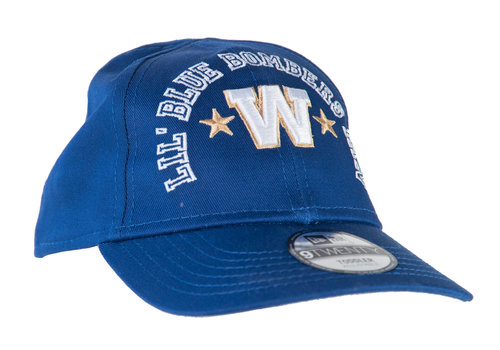 New Era 9Twenty Lil Blue Bomber Fan Cap