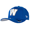 New Era 9Fifty Stretch Snap Royal Primary W Cap