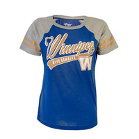 Double Play Raglan Tee