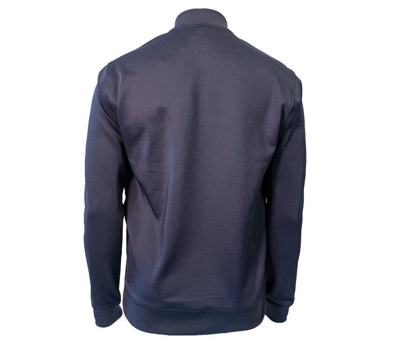 Hatch Black & Chrome Jacket