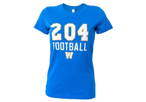 ESA Women's - 204 W Football Tee