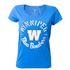 Bulletin Women's Under Over Jersey Tee
