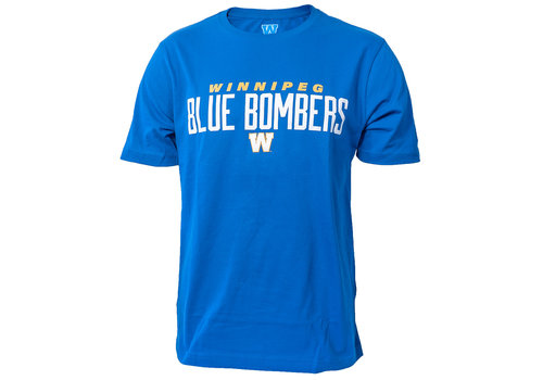 ESA Men's - Royal Wpg Blue Bombers Over W