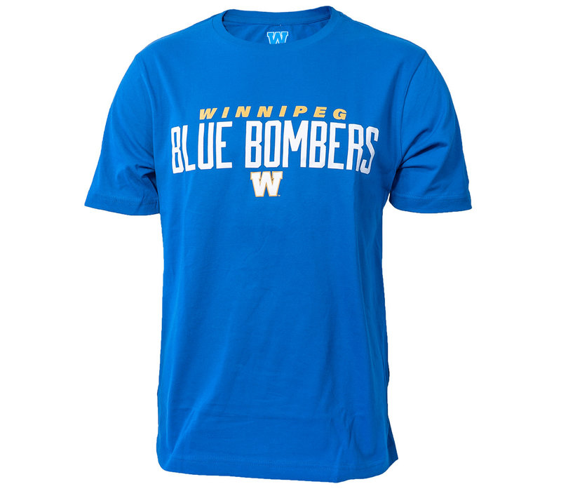 Men's - Royal Wpg Blue Bombers Over W