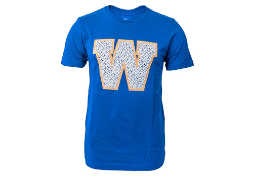 Bulletin Men's - Blue Bombers Filled W Tee