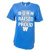 Bulletin Born Raised Proud W Tee
