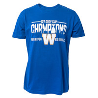 Grey Cup Champs Cityscape Tee